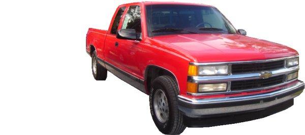 1995 Chevrolet Silverado 1500 - Free Knowledge Base- The ...