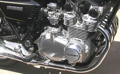 1983 suzuki gs650