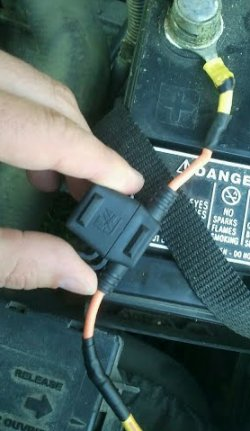 Mobile Radio Installation Guide- The Fusible Link - Free Knowledge Base- The  DUCK Project: information for everyoneThe DUCK Project - Robotz.com