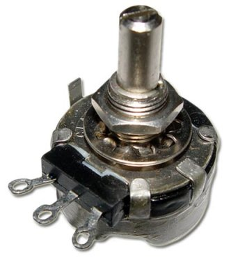 Potentiometers are Variable Resistors - Free Knowledge Base- The ...