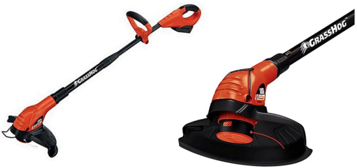 Black & Decker 18-Volt Cordless Grasshog Trimmer/Edger